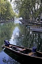 Canal du Vassé, Pont des Amours, Annecy, Haute-Savoie, ref fc2028-25LE