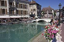 Palais de L'Isles, Vieilles Prisons, Canal du Thiou, Annecy, Haute-Savoie, ref fc2043-25LE
