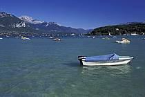Lac d'Annecy, la Tournette, Haute-Savoie, ref fc2055-02LE