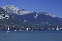 Lac d'Annecy, la Tournette, Haute-Savoie, ref fc2055-10LE