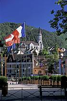 Place de l'Hôtel de Ville, la Visitation, Annecy, Haute-Savoie, ref fc2055-33LE