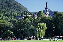 La Visitation, Le Paquier, Champ de Mars, Annecy, Haute-Savoie, ref fc2056-17LE