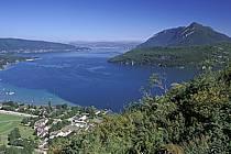 Duingt, lac d'Annecy, le Mont Veyrier, Haute-Savoie, ref fc2059-15LE