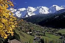 Village du Grand Bornand, Haute-Savoie, ref fc2091-33LE