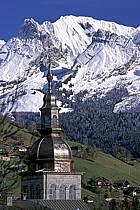 Village du Grand Bornand, Haute-Savoie, ref fc2091-36LE
