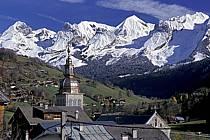 Village du Grand Bornand, Haute-Savoie, ref fc2091-37LE