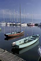 Port d'Yvoire, Lac Léman, Haute-Savoie, ref fc2221-02LE