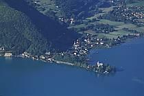 Le Château de Duingt, Lac d'Annecy, Haute-Savoie, ref fc2549-11LE